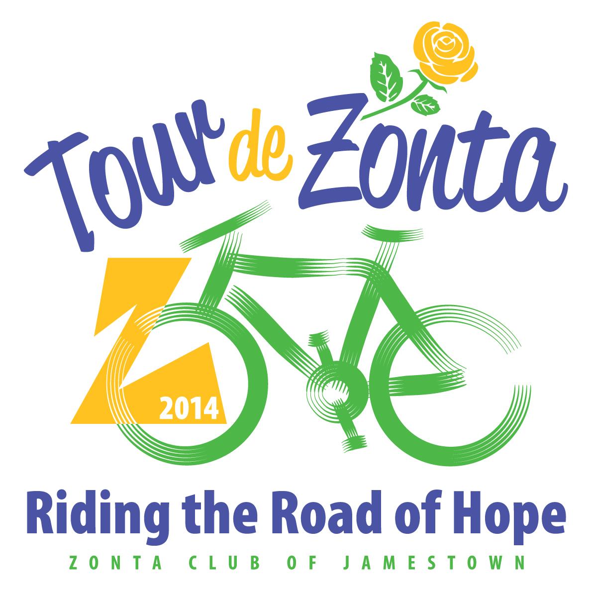 2014 Zonta Bike Rally!
